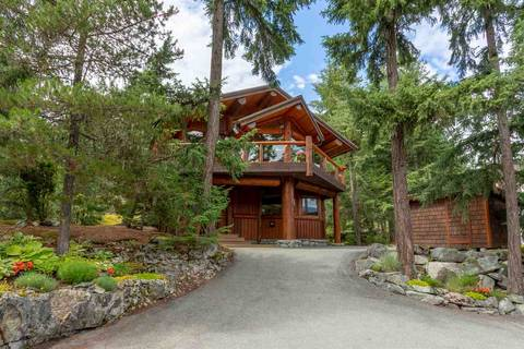 House for sale at 9483 Emerald Dr Whistler British Columbia - MLS: R2352102