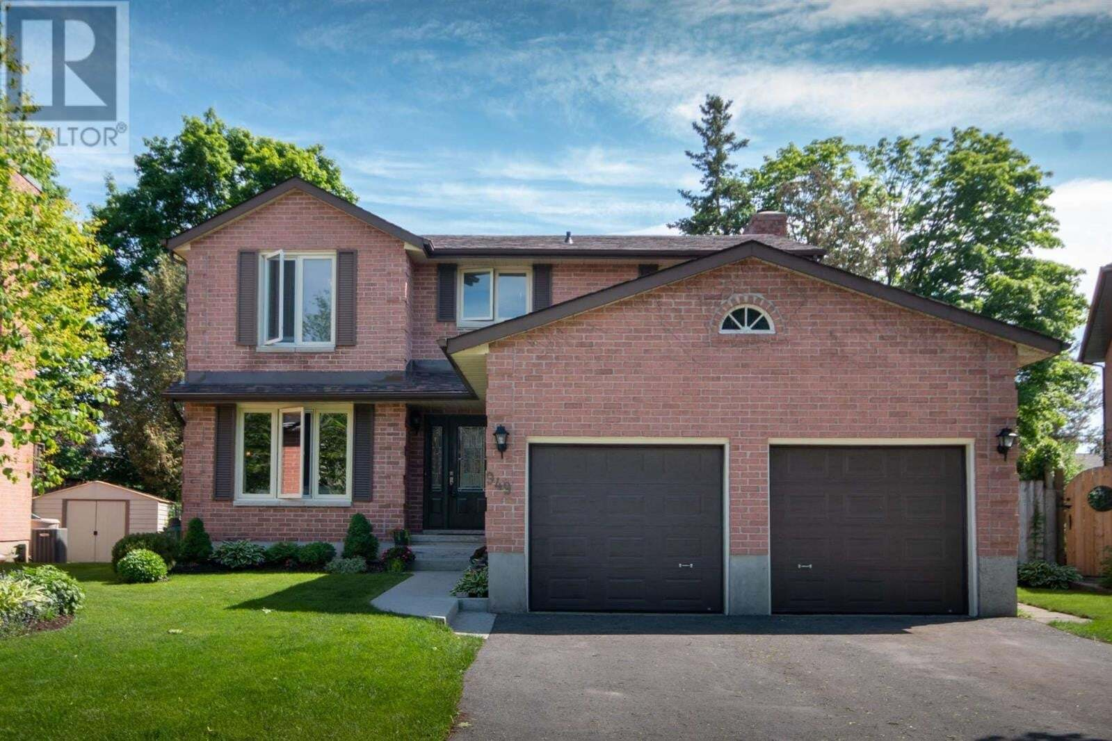 House for sale at 949 Ambleside Cres Kingston Ontario - MLS: K20003493