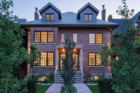 Townhouse for sale at 94 Admiral Rd Toronto Ontario - MLS: C4650605