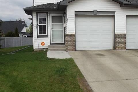Townhouse for sale at 16823 84 St Nw Unit 95 Edmonton Alberta - MLS: E4158335
