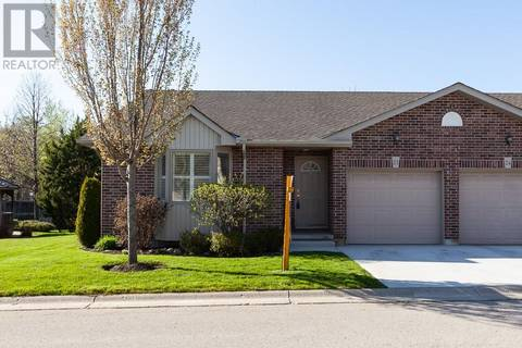 Residential property for sale at 23 Capulet Ln Unit 95 London Ontario - MLS: 195539