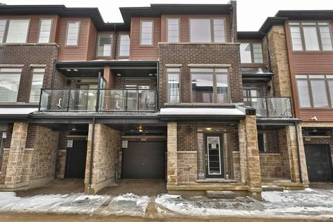Townhouse for sale at 30 Times Square Blvd Unit 95 Stoney Creek Ontario - MLS: H4068900
