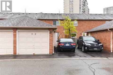 Townhouse for sale at 35 Malta Ave Unit 95 Brampton Ontario - MLS: W4448278