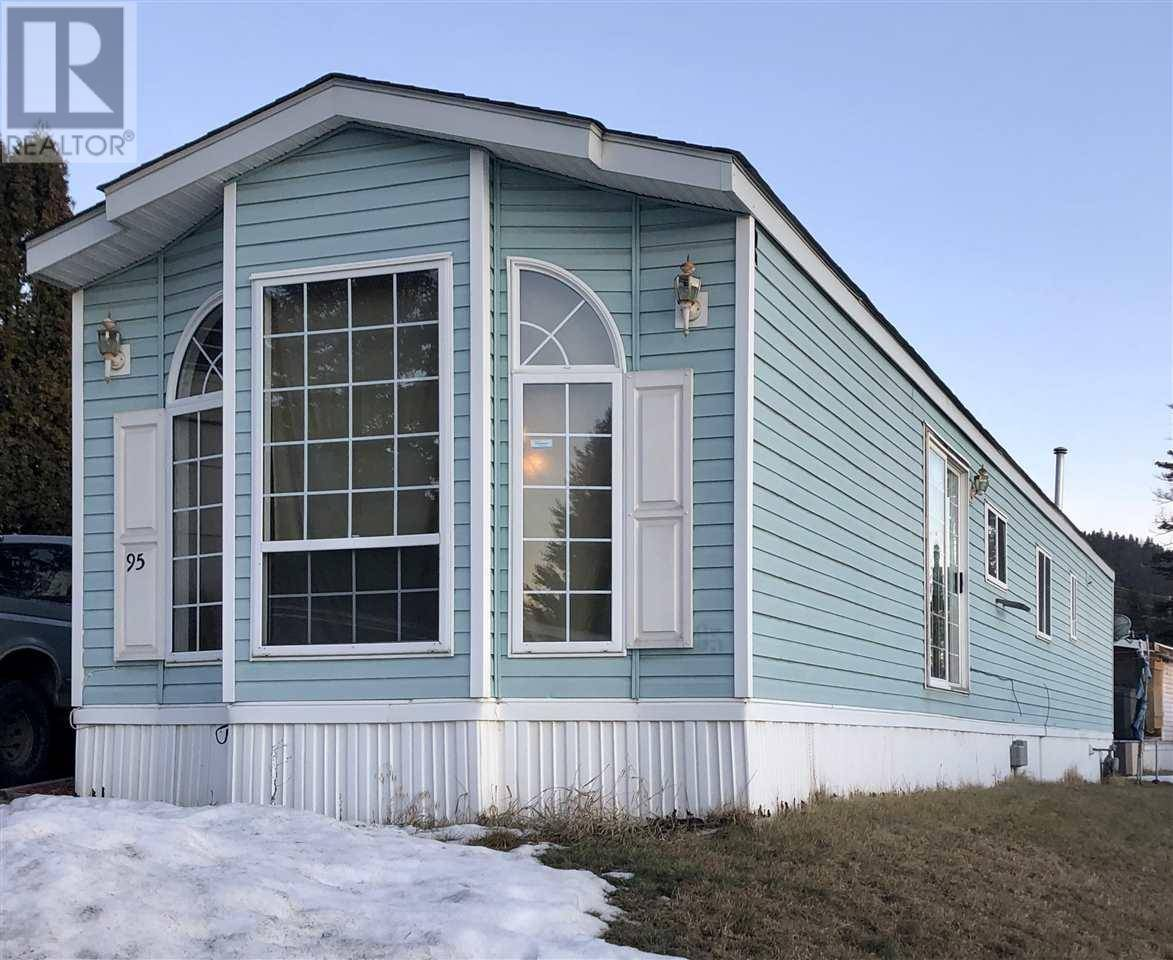 Residential property for sale at 770 11th Ave Unit 95 Williams Lake British Columbia - MLS: R2432282