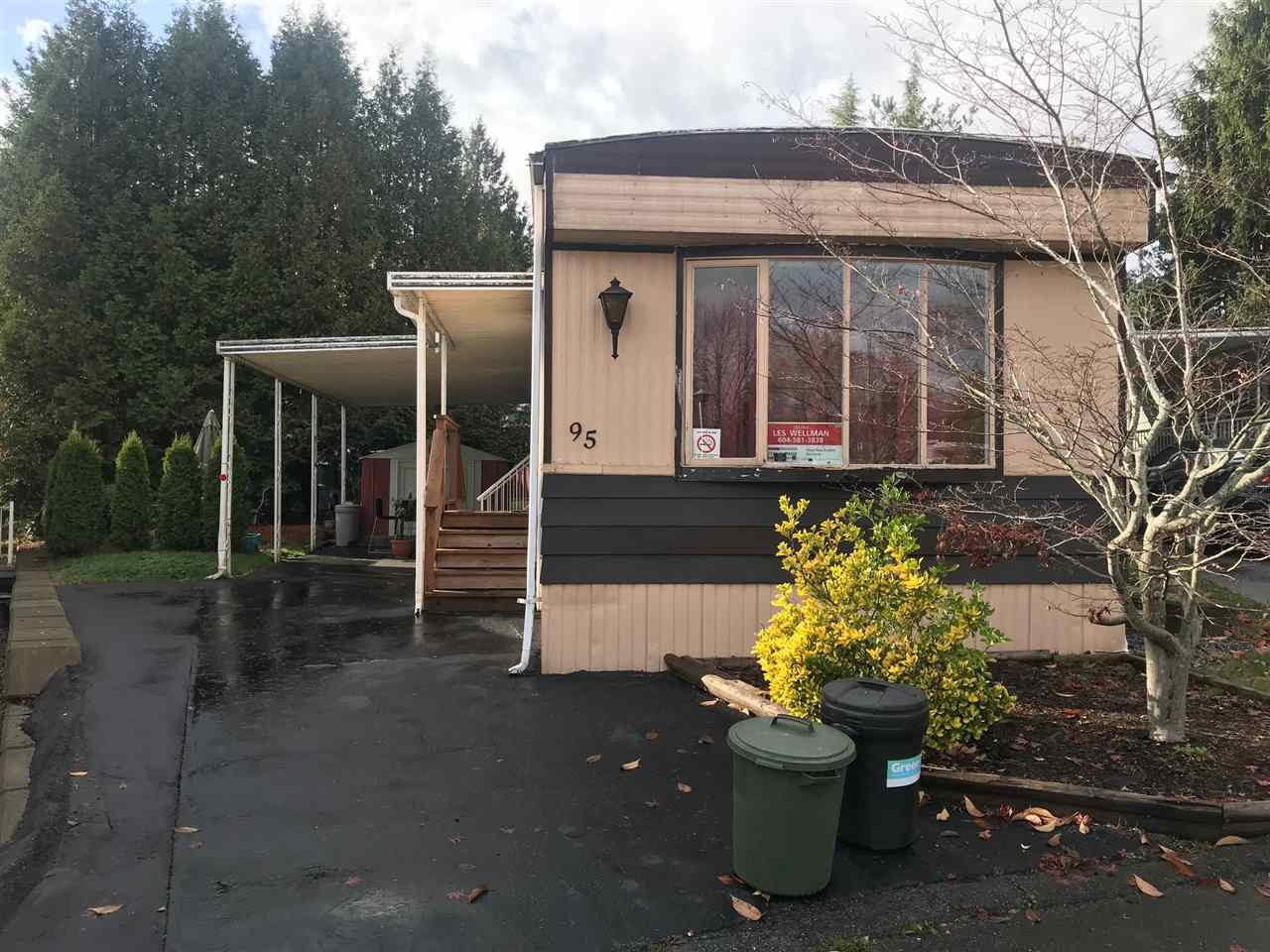 Removed: 95 - 8220 King George Boulevard, Surrey, BC - Removed on 2018-02-06 19:10:09