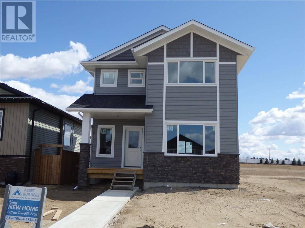 House for sale at 95 Aurora Heights Blvd Blackfalds Alberta - MLS: ca0174680