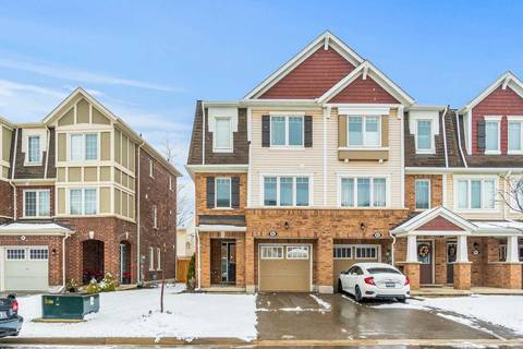 Townhouse for sale at 95 Bannister Cres Brampton Ontario - MLS: W4730188
