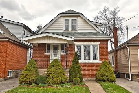 House for sale at 95 Barons Ave N Hamilton Ontario - MLS: H4050567