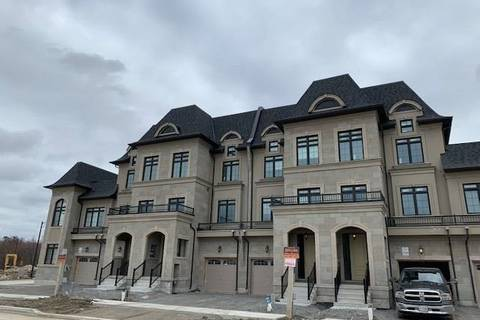 Townhouse for rent at 95 Bawden Dr Richmond Hill Ontario - MLS: N4425118