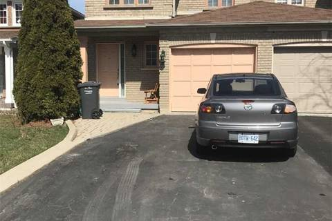 Townhouse for sale at 95 Bighorn Cres Brampton Ontario - MLS: W4423340