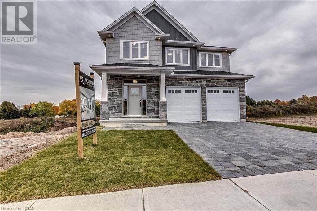 House for sale at 95 Bowman Dr Ilderton Ontario - MLS: 271504