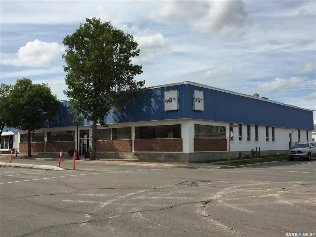 Commercial property for sale at 95 Broadway St E Yorkton Saskatchewan - MLS: SK782370