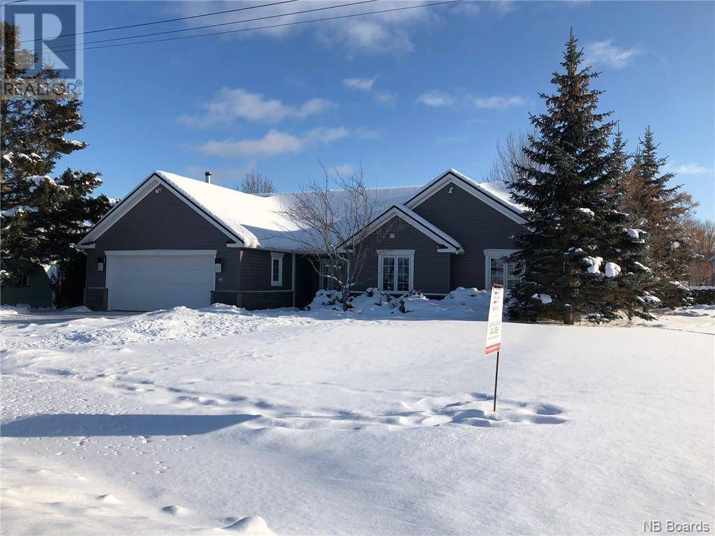 House for sale at 95 Brookview Cres Sussex New Brunswick - MLS: NB040882