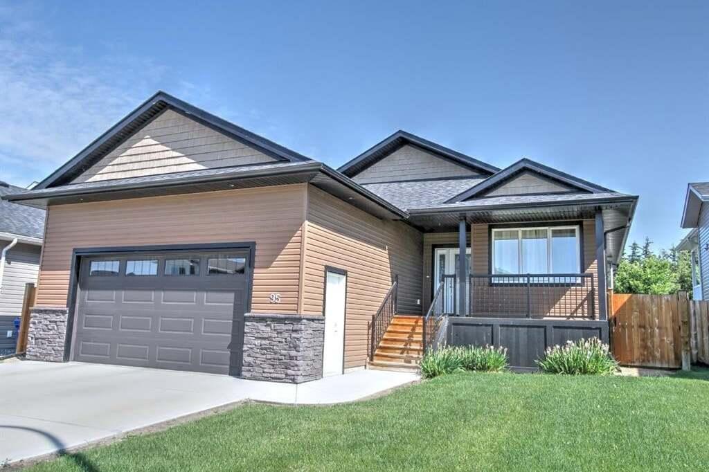 House for sale at 95 Cedar Sq Blackfalds Alberta - MLS: A1007144