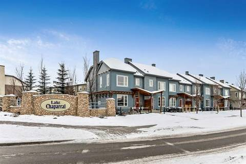 Townhouse for sale at 95 Chapalina Sq Southeast Calgary Alberta - MLS: C4282241