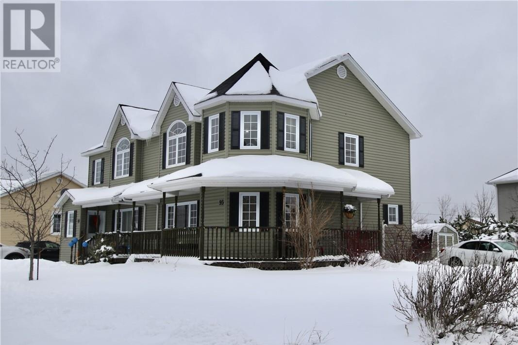 House for sale at 95 Chateau Dr Moncton New Brunswick - MLS: M132410