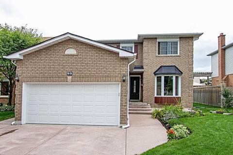 House for sale at 95 Clayton Cres Clarington Ontario - MLS: E4566357
