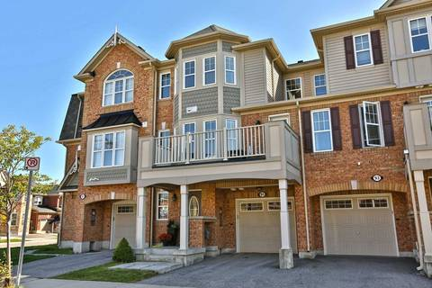 Townhouse for sale at 95 Dredge Ct Milton Ontario - MLS: W4603637