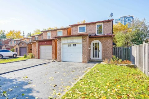 House for sale at 95 Duxford Cres Markham Ontario - MLS: N4966463