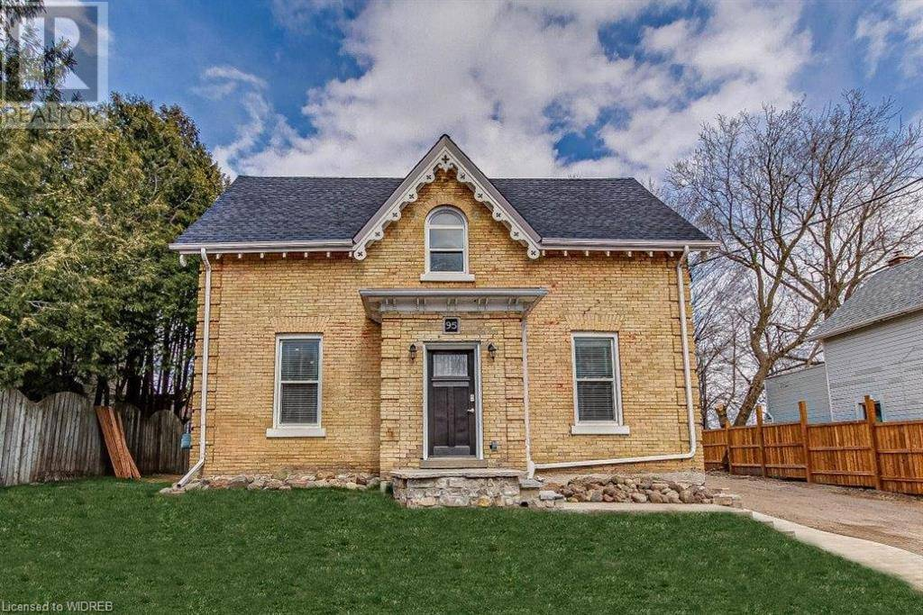 House for sale at 95 Finkle St Woodstock Ontario - MLS: 255434