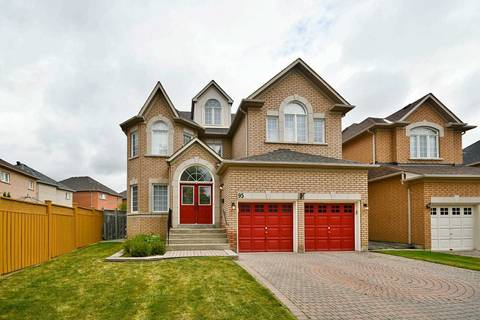 House for sale at 95 Frank Endean Rd Richmond Hill Ontario - MLS: N4564828