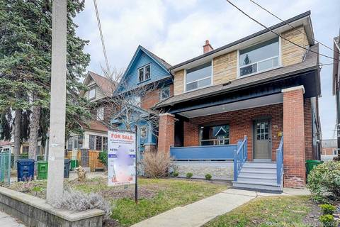 Townhouse for sale at 95 Geoffrey St Toronto Ontario - MLS: W4425567