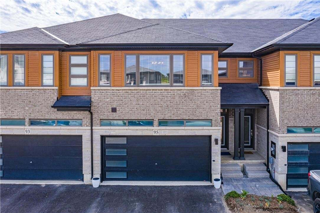 Townhouse for sale at 95 Greenwich Ave Stoney Creek Ontario - MLS: H4078997