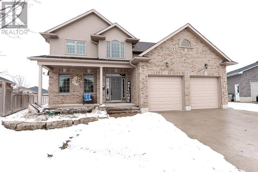 House for sale at 95 Guest Ct St. Marys Ontario - MLS: 30794682