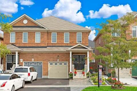Townhouse for sale at 95 Heartview Rd Brampton Ontario - MLS: W4918723