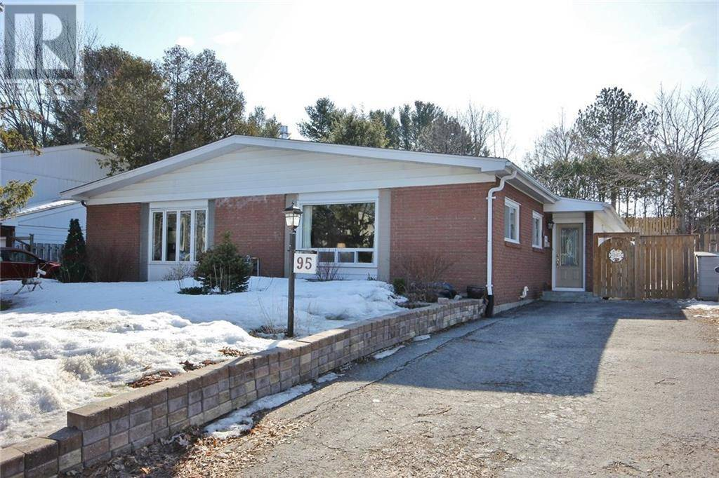 House for sale at 95 Hobart Cres Ottawa Ontario - MLS: 1183078