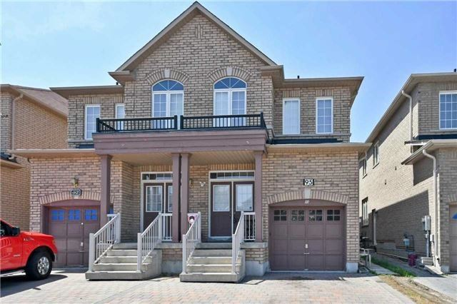 For Sale: 95 Jack Monkman Crescent, Markham, ON | 3 Bed, 4 Bath Townhouse for $829,800. See 2 photos!