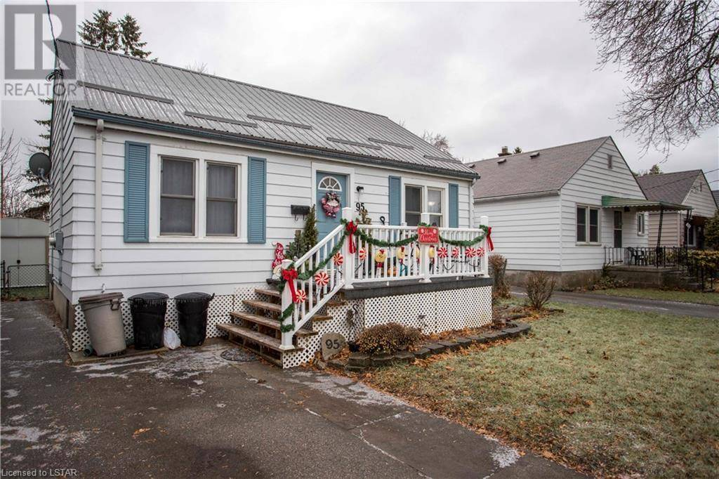 House for sale at 95 Josephine St London Ontario - MLS: 235272