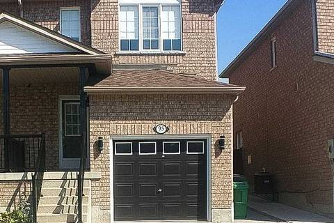 Townhouse for sale at 95 Knoll Haven Circ Caledon Ontario - MLS: W4603876