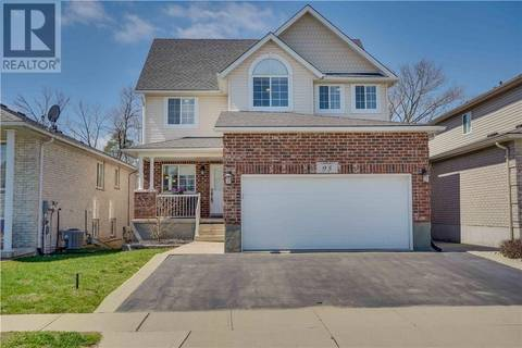 House for sale at 95 Langlaw Dr Cambridge Ontario - MLS: 30736032
