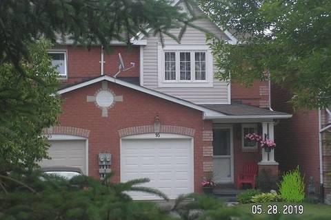 Townhouse for sale at 95 Lorne St Brock Ontario - MLS: N4413743