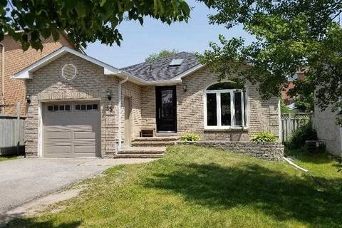 House for sale at 95 Lougheed Rd Barrie Ontario - MLS: S4553662