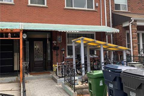 Townhouse for sale at 95 Markham St Toronto Ontario - MLS: C4642571