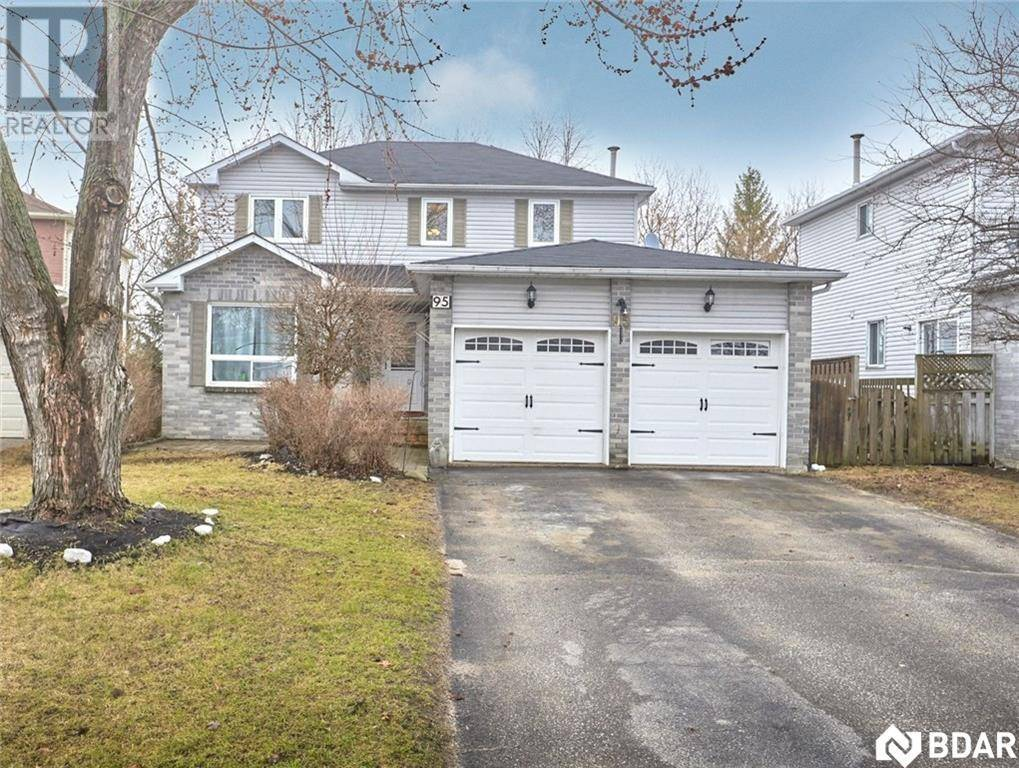 House for sale at 95 Moon Dr Barrie Ontario - MLS: 30803329