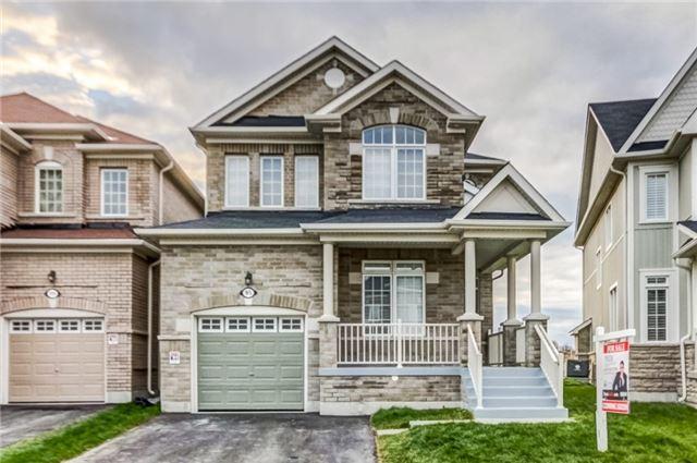 House for sale at 95 Noden Crescent Clarington Ontario - MLS: E4296722