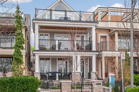 House for sale at 95 Northern Dancer Blvd Toronto Ontario - MLS: E4727524