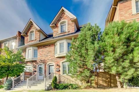 Townhouse for sale at 95 Odoardo Di Santo Circ Toronto Ontario - MLS: W4606738