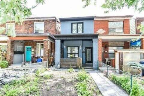 Townhouse for sale at 95 Palmerston Ave Toronto Ontario - MLS: C4785821