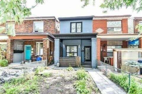 Townhouse for rent at 95 Palmerston Ave Toronto Ontario - MLS: C4876325