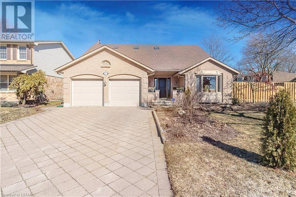 House for sale at 95 Parks Edge Cres London Ontario - MLS: 214695