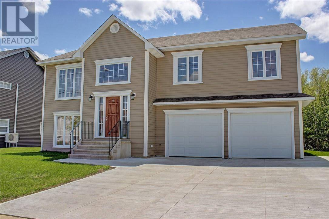 House for sale at 95 Peters Dr Fredericton New Brunswick - MLS: NB027678