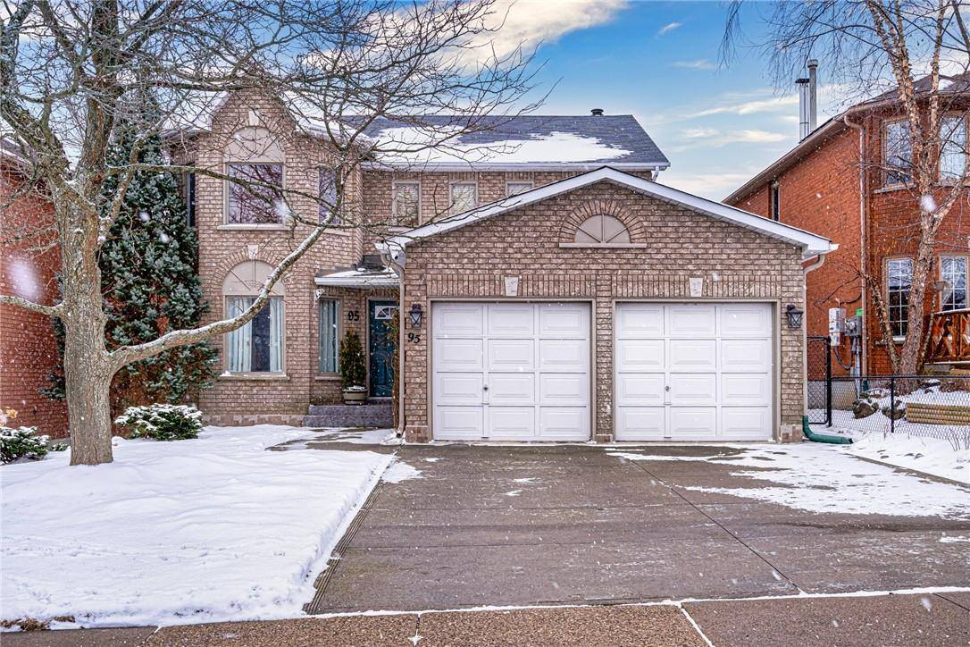 House for sale at 95 Pirie Dr Dundas Ontario - MLS: H4072349