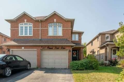 Townhouse for sale at 95 Pressed Brick Dr Brampton Ontario - MLS: W4931457