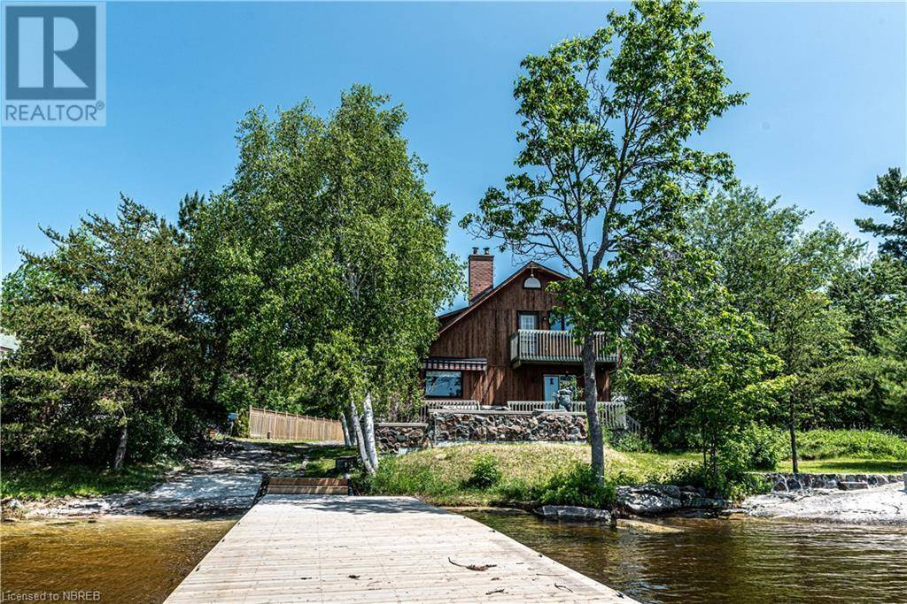 House for sale at 95 Rockview Rd Callander Ontario - MLS: 247546