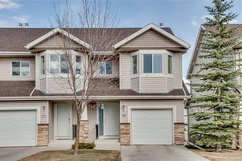 Townhouse for sale at 95 Royal Oak Gdns Northwest Calgary Alberta - MLS: C4241181