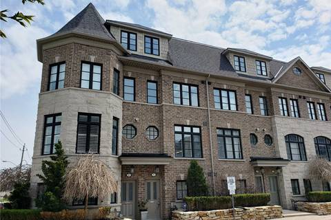 Townhouse for sale at 95 Ruby Lang Ln Toronto Ontario - MLS: W4445585